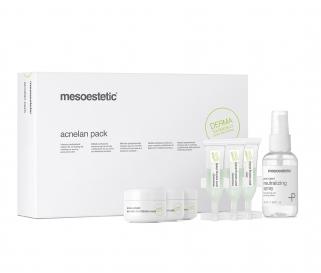 acnelan pack профессиональный набор для лечения акне