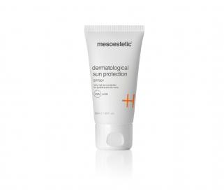 Dermatological sun protection dermatoloģisks saules aizsargkrēms SPF 50+
