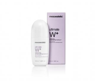 ultimate W+ oсветляющий шариковый дезодорант