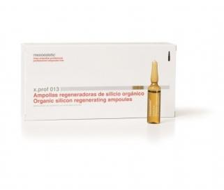 x.prof 013 organiskā silīcija ampulas 0,5%
