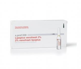 x.prof venofresh 038 / 039 ampulas 0,5%/2%