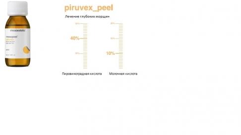 mesopeel piruvex мезопилинг