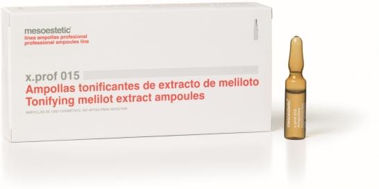x.prof 015 amoliņa un rutīna ekstrakts