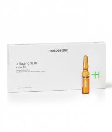 Antiaging flash ampoules pretnovecošanās ampulas 10x2ml