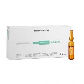 mesohyal MELILOT pretcelulīta šķīdums ar amoliņa ekstraktu