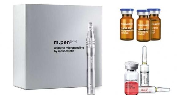Компания mesoestetic представила новую ручку для микронидлинга