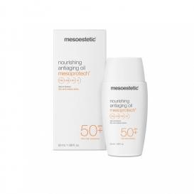 Nourishing antiaging oil SPF 50+ / Barojoša pretnovecošanās gēlveida eļļa ar SPF50+, 50 ml