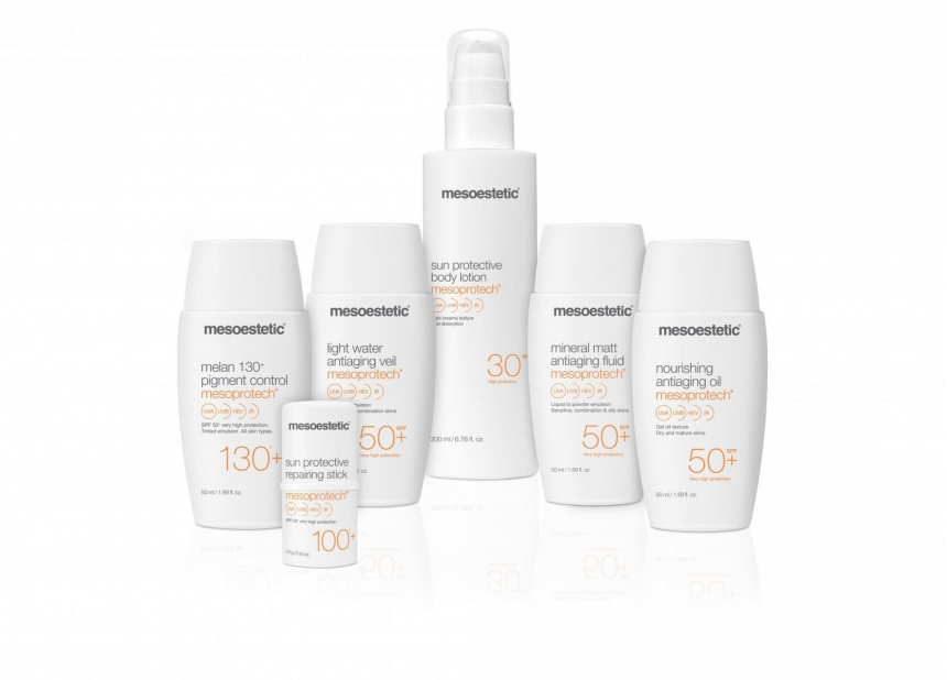mesoprotech no mesoestetic