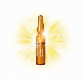 Antiaging flash ampoules pretnovecošanās ampulas 10x2ml