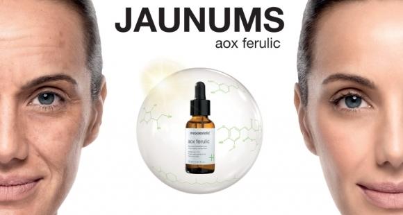 Революционное антиоксидантное и антивозрастное средство- сыворотка Aox Ferulic
