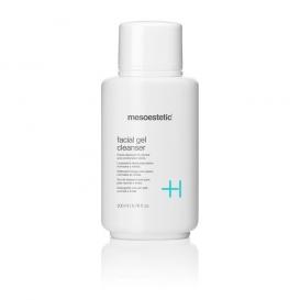 Facial gel cleanser ādu attīroša želeja