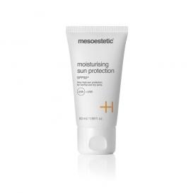 SPF 50+ moisturising mitrinošs saules aizsargkrēms
