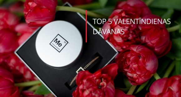 TOP 5 Valentīndienas dāvanas no mesoestetic