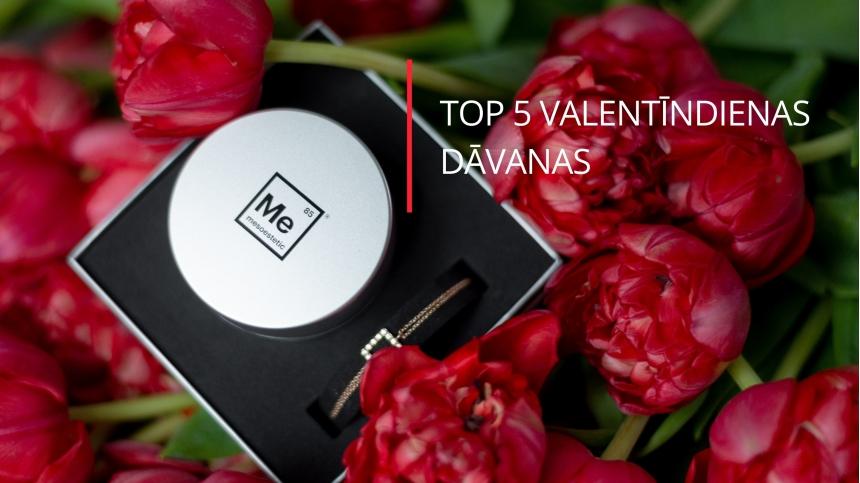 TOP 5 Valentīndienas dāvanas no mesoestetic
